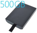 XBOX 360 Slim HDD 500 GB
