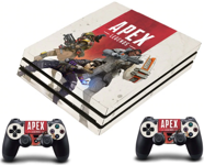 PS4 Pro polep Apex Legends