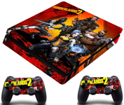 PS4 Slim polep Borderlands 2