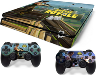 PS4 Slim polep Fortnite V6