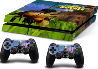 PS4 polep Fortnite V4