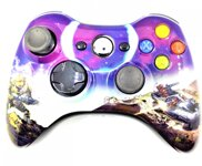 Xbox 360 Wireless Controller HALO3