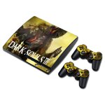 PS3 Slim polep Dark Souls 3