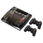 PS3 Slim polep The Last Of Us