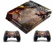 PS4 PRO polep HORIZON ZERO DAWN