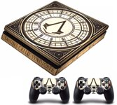 PS4 slim polep Assassins Creed Syndicate