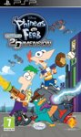 PSP Phineas And Ferb: Across The 2nd Dimension