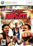 Xbox 360 TNA Impact! Total Nonstop Action Wrestling