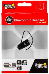 Bluetooth Headset PS3