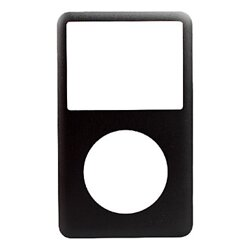iPod Photo Faceplate biely