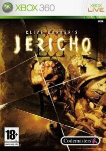 Clive Barkers Jericho+ STEELBOOK XBOX 360