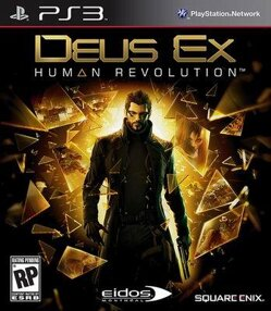 Deus Ex 3: Human Revolution PS3