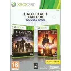 Xbox 360 Halo Reach + Fable III (Double Pack)