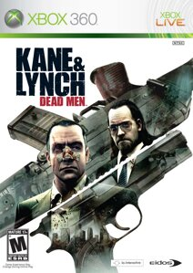 Kane And Lynch: Dead Men XBOX 360
