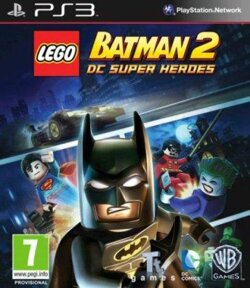 Lego Batman 2: DC Super Heroes PS3