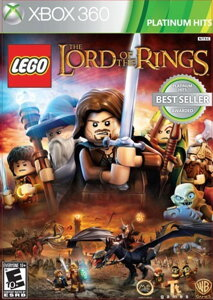 Lego Lord Of Rings XBOX 360