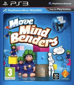 Move Mind Benders (Move) PS3
