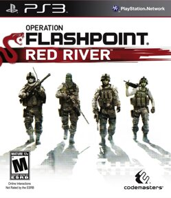 Operation Flashpoint : Red River PS3