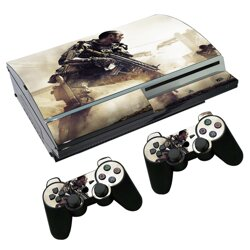 PS3 polep Call of Duty AW