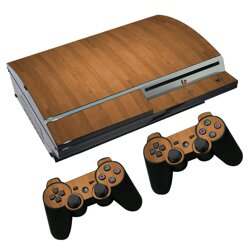 PS3 polep Wood