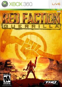 Red Faction Guerilla XBOX 360
