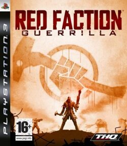 Red Faction Guerrilla PS3