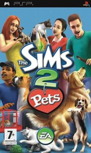 PSP The Sims 2 Pets