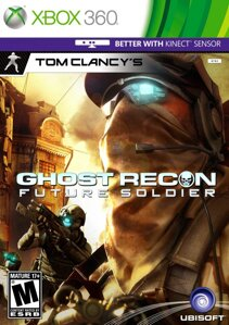 Tom Clancy 'Ghost Recon Future Soldier XBOX 360