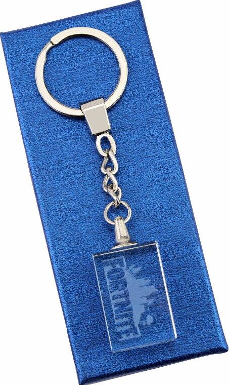 Kľúčenka Fortnite priehľdná 6c1d8afa029