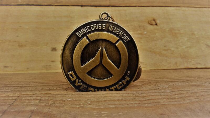 Kľúčenka Overwatch 250cf5be308
